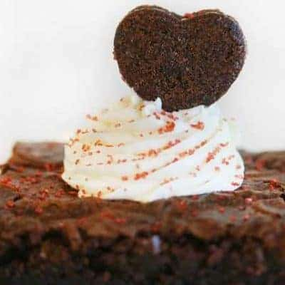 Valentines Brownies!