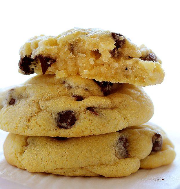 Soft Chocolate Chip Cookies Recipe!