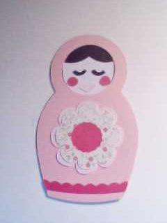 Russian Doll Bridal Shower
