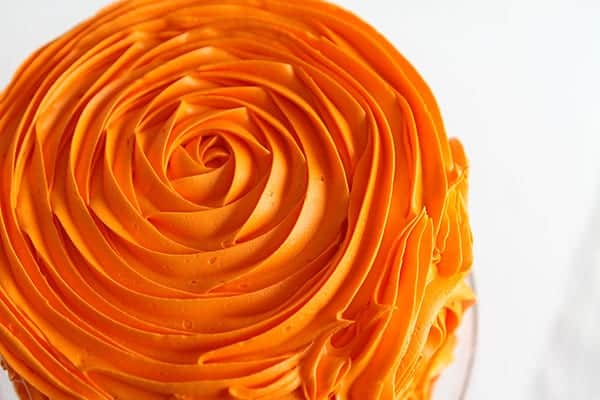 How to do a Rose Cake!