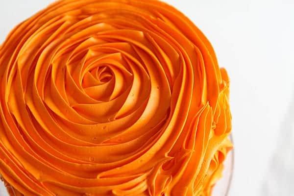 How to do a Rose Cake!