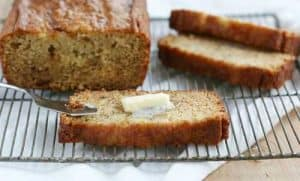 Banana Bread {And Some News}