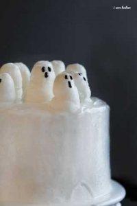 Ghost Cake {Surprise Inside Cake!}