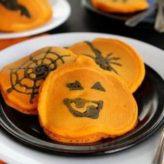 Pumpkin Pancakes (Part Two)