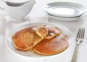 Pumpkin Pancakes!