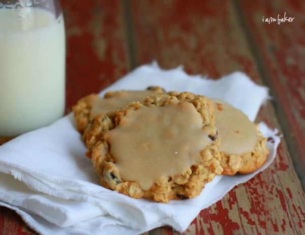 how to make glaze for cookies