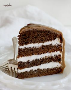Pioneer Woman's Coffee Cream Cake
