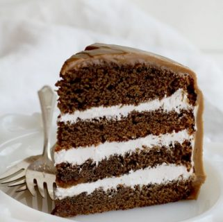 Coffee Cream Cake