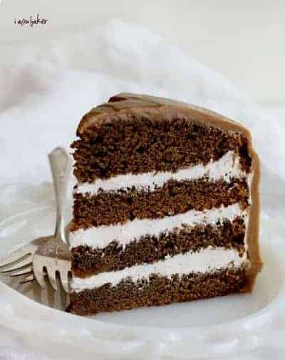 Coffe Cream Cheese Cake