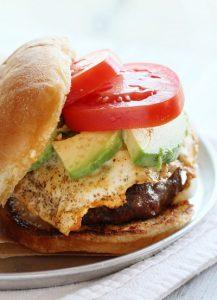 My Favorite Hamburger
