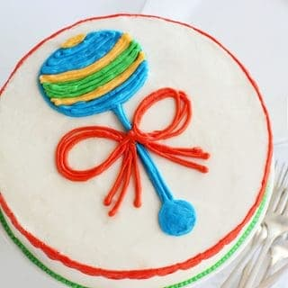 "Special Cake for a ""Picky Palate"""