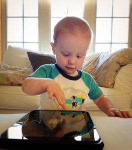 Eddie Learning on the Motorola Xyboard