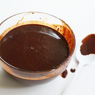Milk Chocolate Ganache