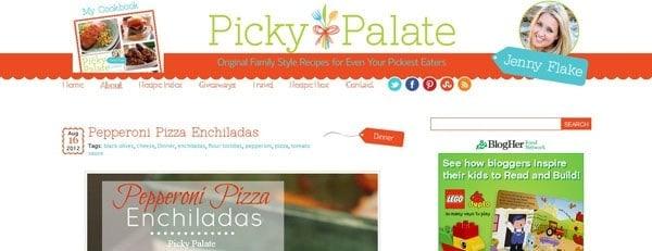 pickypalate