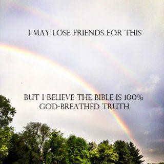 I Believe in Him
