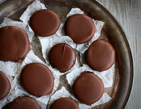 pumpkin chocolate candy