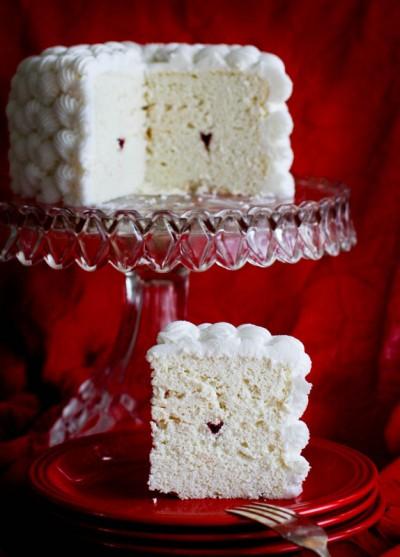 Mini Heart Cake Surprise Inside Cake I Am Baker