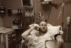 Chad at Hospital