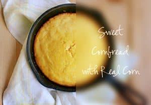 Amazing Sweet Cornbread