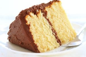 Perfect Yellow Cake!