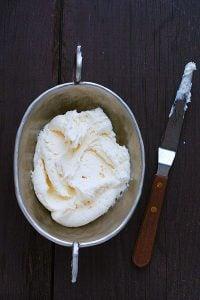 The BEST Marshmallow Buttercream