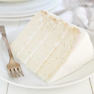 perfect-white-cake