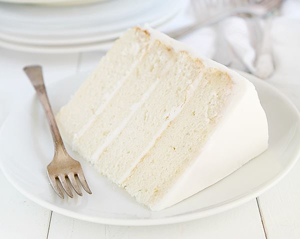 Best White Sour Cream Cake Recipe