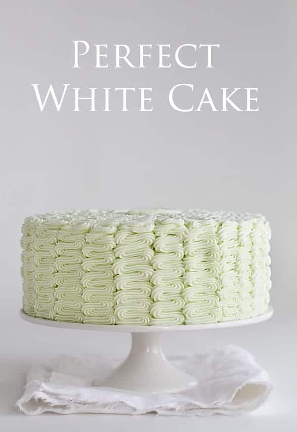 best white wedding cake recipes from scratch the bakery style white cake i am baker 11723