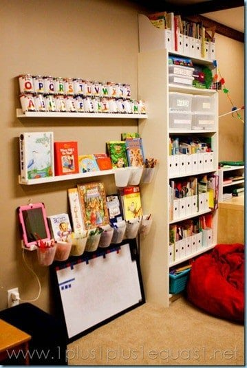 Decorating Homeschool Room Ideas