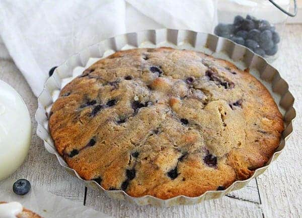 Blueberry Breakfast Pie