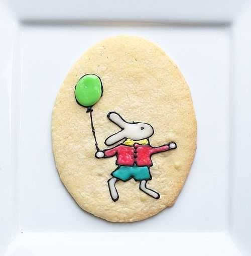 Adorable Crafts and Cookies for Easter!