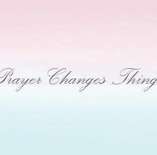 A Prayer Request and a Praise!