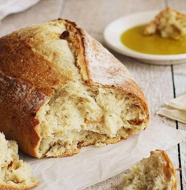 Fresh Baked Artisian Bread