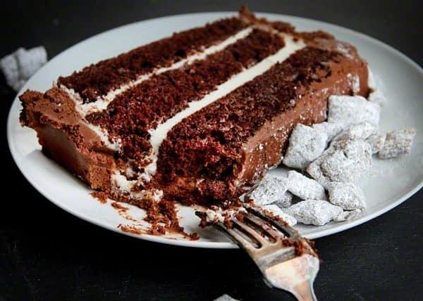Muddy Buddy Cake!
