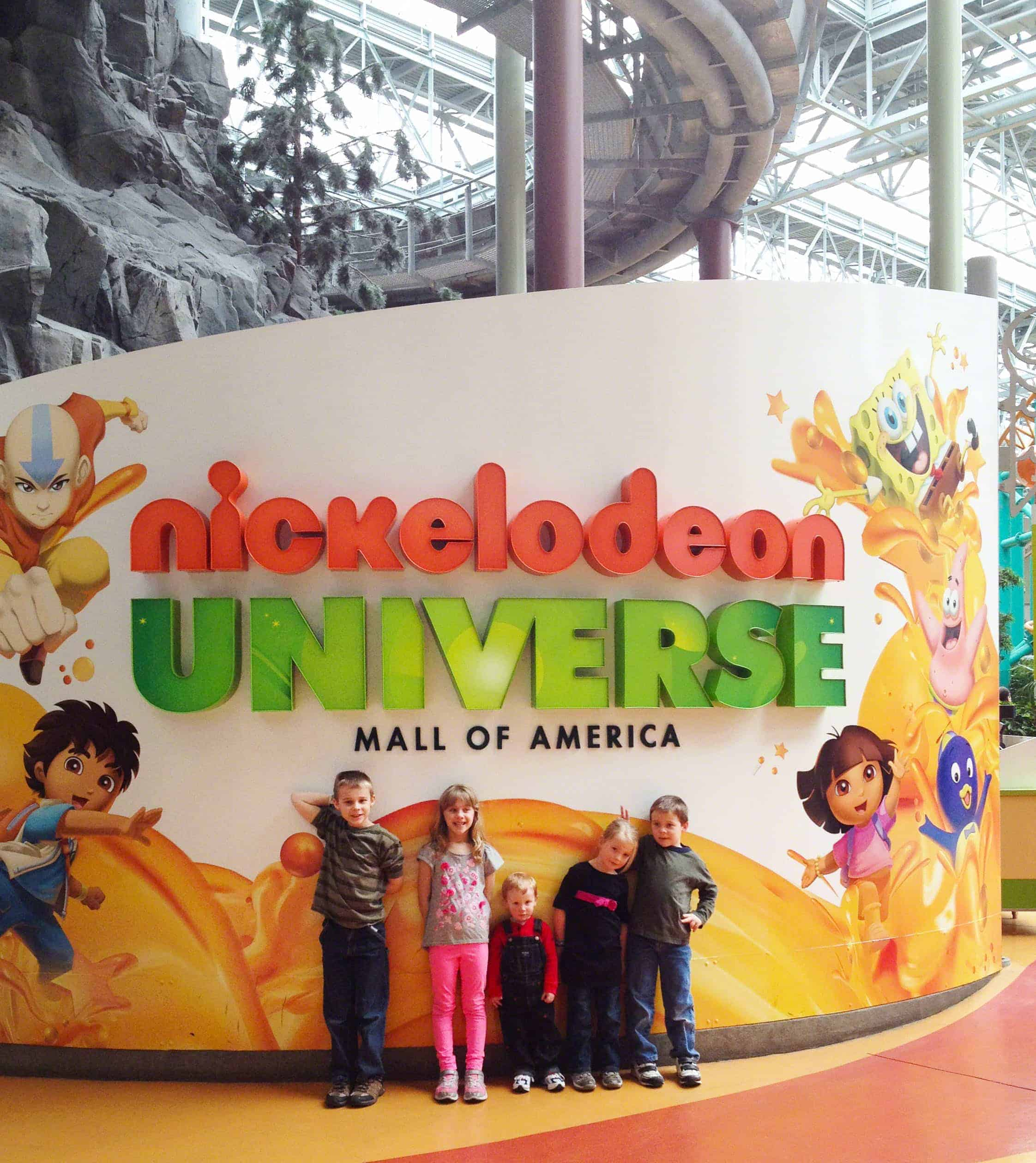 Fun at the Mall of America