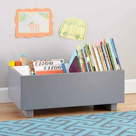 Open Book Storage