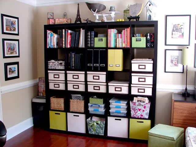 IKEA Book Storage