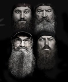 Sharing Faith the Duck Dynasty Way