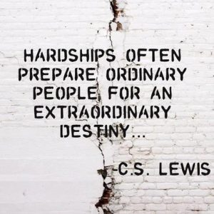 Hardships and Destiny