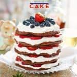 ChocolatePancake Cake