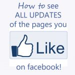 "How to See ""All Updates"" in Facebook"
