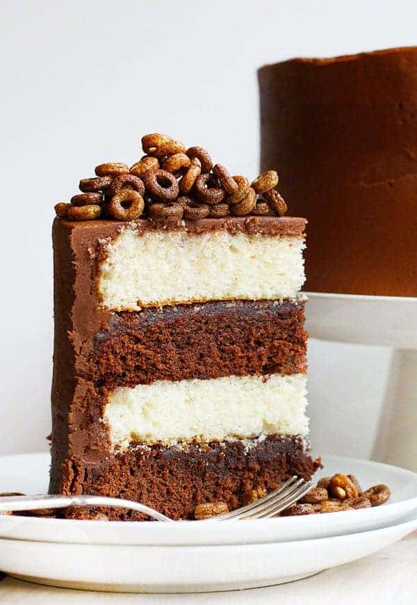 Cheerios Cake