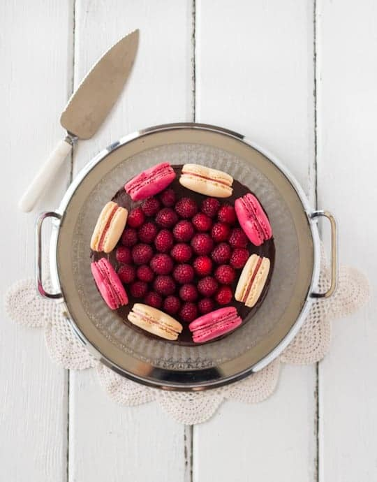 Food Styling Challenge: Raspberri Cupcakes
