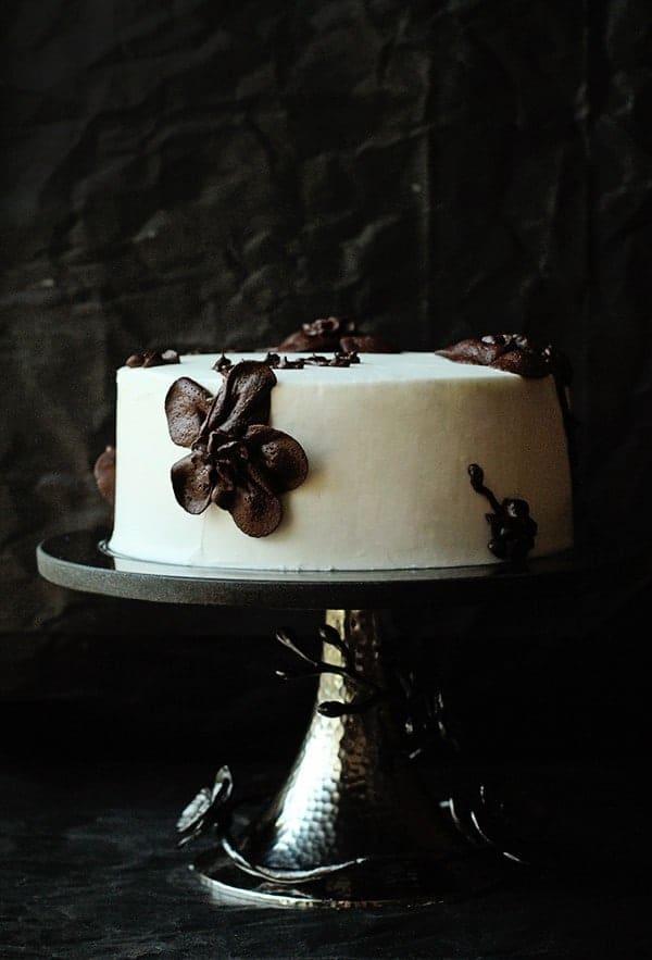 Michael Aram inspired cake