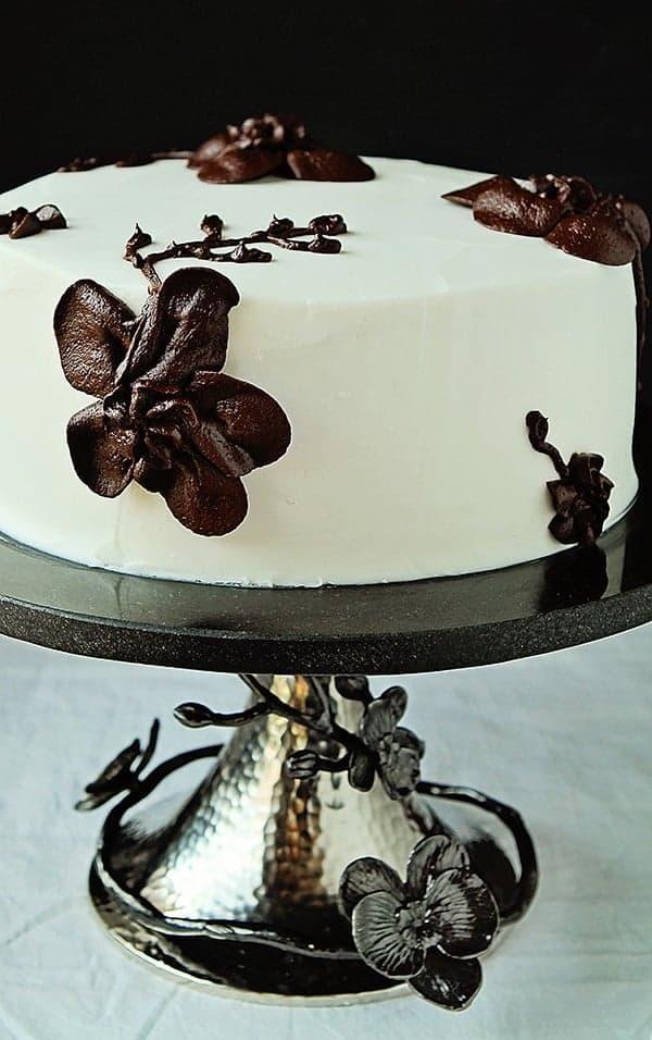 Cake inspired by Michael Aram designs