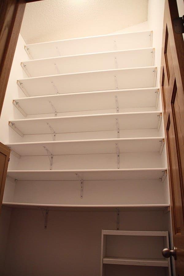 Empty Prop Closet (Before)