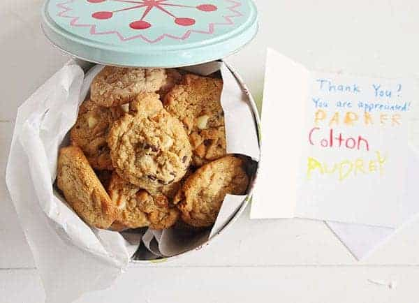 Cookies for Random Acts of Kindness
