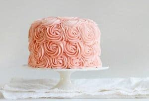 Original Rose Cake by iambaker.net