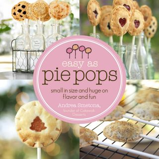 easy as pie pops (giveaway has ended)
