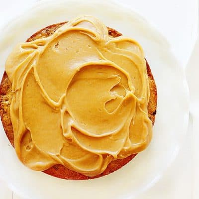 Peanut Butter Frosting!